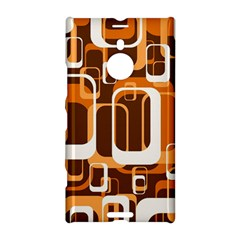 Retro Pattern 1971 Orange Nokia Lumia 1520 by ImpressiveMoments