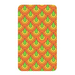 70s Green Orange Pattern Memory Card Reader by ImpressiveMoments