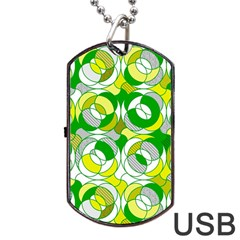 The 70s Dog Tag USB Flash (Two Sides)  by ImpressiveMoments