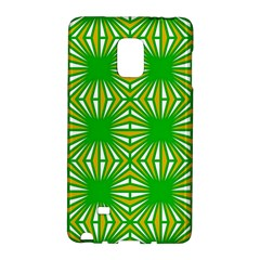 Retro Green Pattern Galaxy Note Edge by ImpressiveMoments