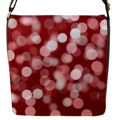 Modern Bokeh 11 Flap Messenger Bag (s) by ImpressiveMoments