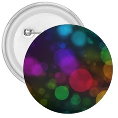 Modern Bokeh 15 3  Buttons by ImpressiveMoments