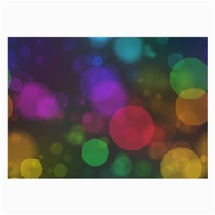 Modern Bokeh 15 Large Glasses Cloth (2-Side) by ImpressiveMoments