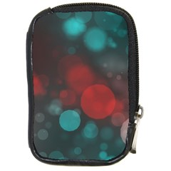 Modern Bokeh 15b Compact Camera Cases by ImpressiveMoments