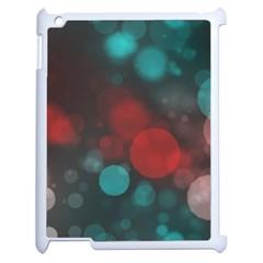 Modern Bokeh 15b Apple Ipad 2 Case (white) by ImpressiveMoments