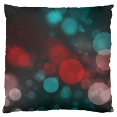 Modern Bokeh 15b Standard Flano Cushion Cases (two Sides)  by ImpressiveMoments
