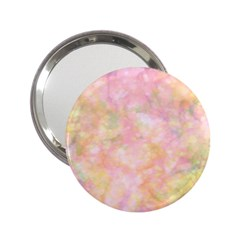 Softly Lights, Bokeh 2.25  Handbag Mirrors by ImpressiveMoments