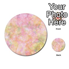 Softly Lights, Bokeh Multi Purpose Cards (round)  by ImpressiveMoments