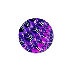 Special Fractal 31pink,purple Golf Ball Marker (10 Pack) by ImpressiveMoments