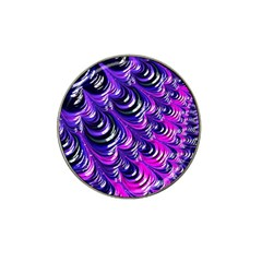 Special Fractal 31pink,purple Hat Clip Ball Marker (10 Pack)