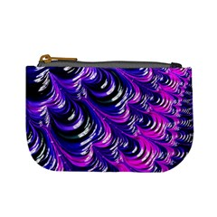 Special Fractal 31pink,purple Mini Coin Purses by ImpressiveMoments