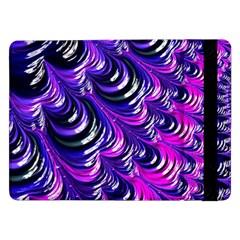 Special Fractal 31pink,purple Samsung Galaxy Tab Pro 12 2  Flip Case by ImpressiveMoments