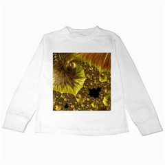 Special Fractal 35cp Kids Long Sleeve T-Shirts by ImpressiveMoments