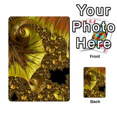 Special Fractal 35cp Multi Purpose Cards (rectangle)  by ImpressiveMoments