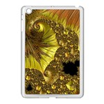 Special Fractal 35cp Apple iPad Mini Case (White) Front