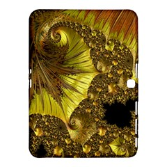 Special Fractal 35cp Samsung Galaxy Tab 4 (10 1 ) Hardshell Case  by ImpressiveMoments