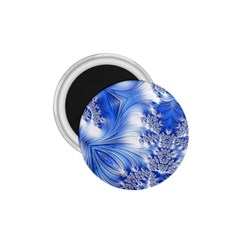 Special Fractal 17 Blue 1 75  Magnets by ImpressiveMoments