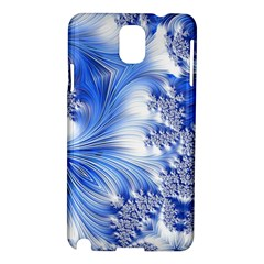 Special Fractal 17 Blue Samsung Galaxy Note 3 N9005 Hardshell Case by ImpressiveMoments