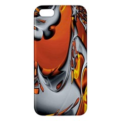 Special Fractal 24 Terra Apple Iphone 5 Premium Hardshell Case by ImpressiveMoments