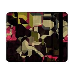 Techno Puzzlesamsung Galaxy Tab Pro 8 4  Flip Case by LalyLauraFLM