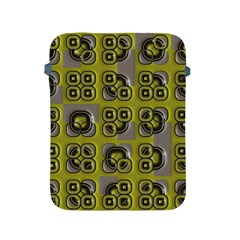 Plastic Shapes Pattern Apple Ipad 2/3/4 Protective Soft Case by LalyLauraFLM