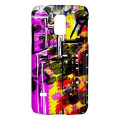 Abstract City View Galaxy S5 Mini by theunrulyartist