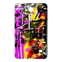 Abstract City View Samsung Galaxy Tab 4 (8 ) Hardshell Case  by theunrulyartist