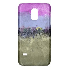 Abstract Garden in Pastel Colors Galaxy S5 Mini by theunrulyartist