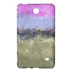 Abstract Garden In Pastel Colors Samsung Galaxy Tab 4 (7 ) Hardshell Case