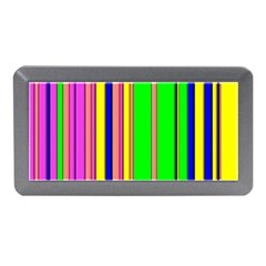 Hot Stripes Rainbow Memory Card Reader (mini)
