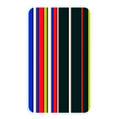 Hot Stripes Red Blue Memory Card Reader by ImpressiveMoments