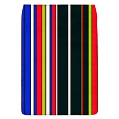 Hot Stripes Red Blue Flap Covers (s)  by ImpressiveMoments