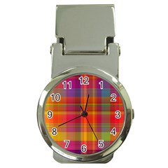 Plaid, Hot Money Clip Watches by ImpressiveMoments
