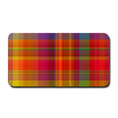 Plaid, Hot Medium Bar Mats by ImpressiveMoments
