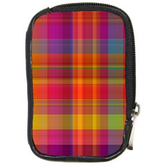 Plaid, Hot Compact Camera Cases by ImpressiveMoments