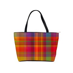 Plaid, Hot Shoulder Handbags by ImpressiveMoments