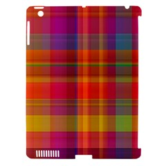 Plaid, Hot Apple Ipad 3/4 Hardshell Case (compatible With Smart Cover) by ImpressiveMoments