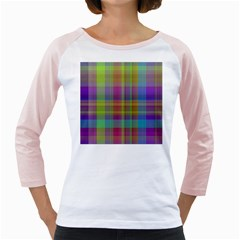 Plaid, Cool Girly Raglans by ImpressiveMoments