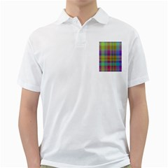 Plaid, Cool Golf Shirts by ImpressiveMoments
