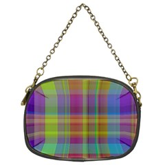 Plaid, Cool Chain Purses (two Sides)  by ImpressiveMoments