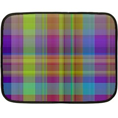 Plaid, Cool Fleece Blanket (Mini) by ImpressiveMoments
