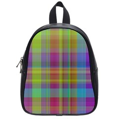 Plaid, Cool School Bags (small)  by ImpressiveMoments