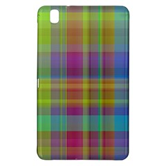 Plaid, Cool Samsung Galaxy Tab Pro 8 4 Hardshell Case by ImpressiveMoments