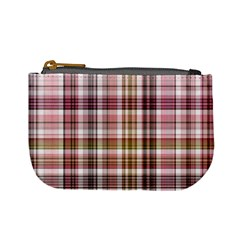 Plaid, Candy Mini Coin Purses by ImpressiveMoments