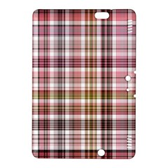 Plaid, Candy Kindle Fire HDX 8.9  Hardshell Case by ImpressiveMoments