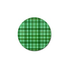 Plaid Forest Golf Ball Marker by ImpressiveMoments