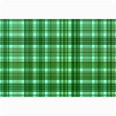 Plaid Forest Collage 12  X 18  by ImpressiveMoments