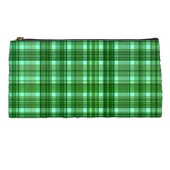 Plaid Forest Pencil Cases by ImpressiveMoments