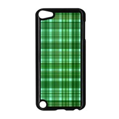 Plaid Forest Apple Ipod Touch 5 Case (black) by ImpressiveMoments