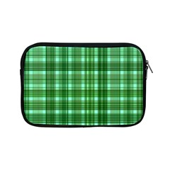 Plaid Forest Apple Ipad Mini Zipper Cases by ImpressiveMoments
